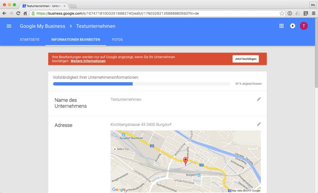 google_my_business_informationen_bearbeiten